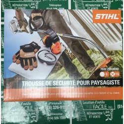 Landscaper safety kit (XL) 70022000040