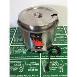 Food warmer for soup