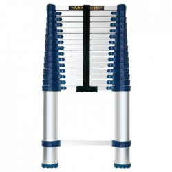 15' telescopic ladder