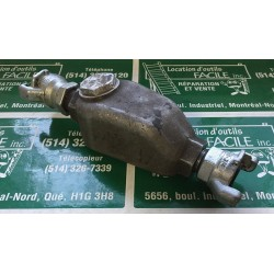 "3/4"" Oil bottle coupling"