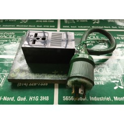220 volt socket for generator