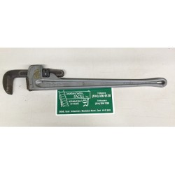 "Pipe wrench 36"" to 48"" aluminum"
