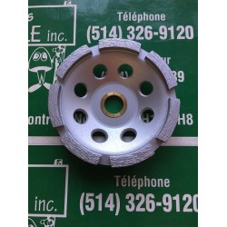 "Diamond cup wheel 4"" Extreme DCW101"