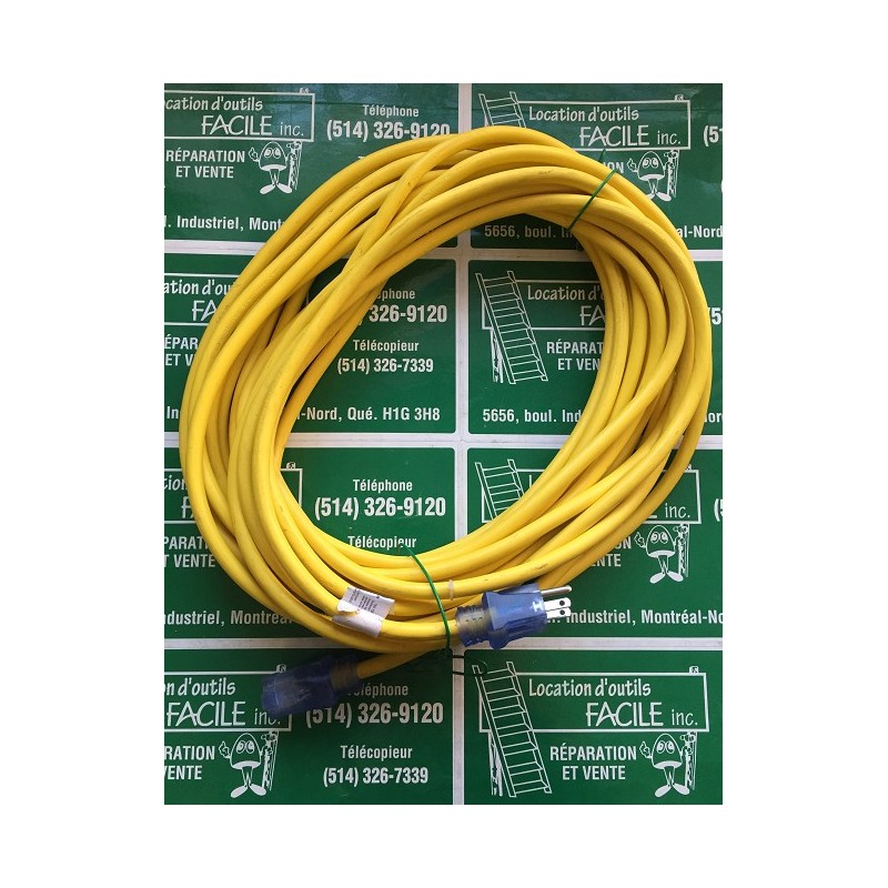 Extension cord 110v of 50'