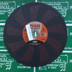 "Metal wheel 14"" Pearl CW14MARS"
