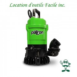 "Pump 2"" Patron SP30"