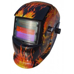 Automatic welding mask