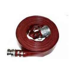 Hose outlet brown 3 inch X 25 feet