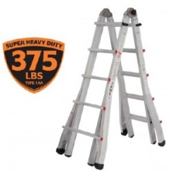 "Stepladder scale 19 ""to 23 feet"