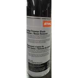 Cleaner resin remover
