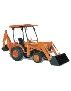 Backhoe loader for rent